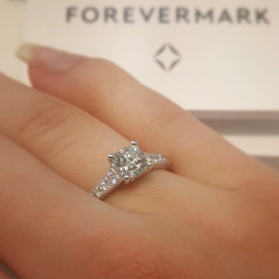Forevermark Diamonds – Beautiful, rare and responsibly sourced