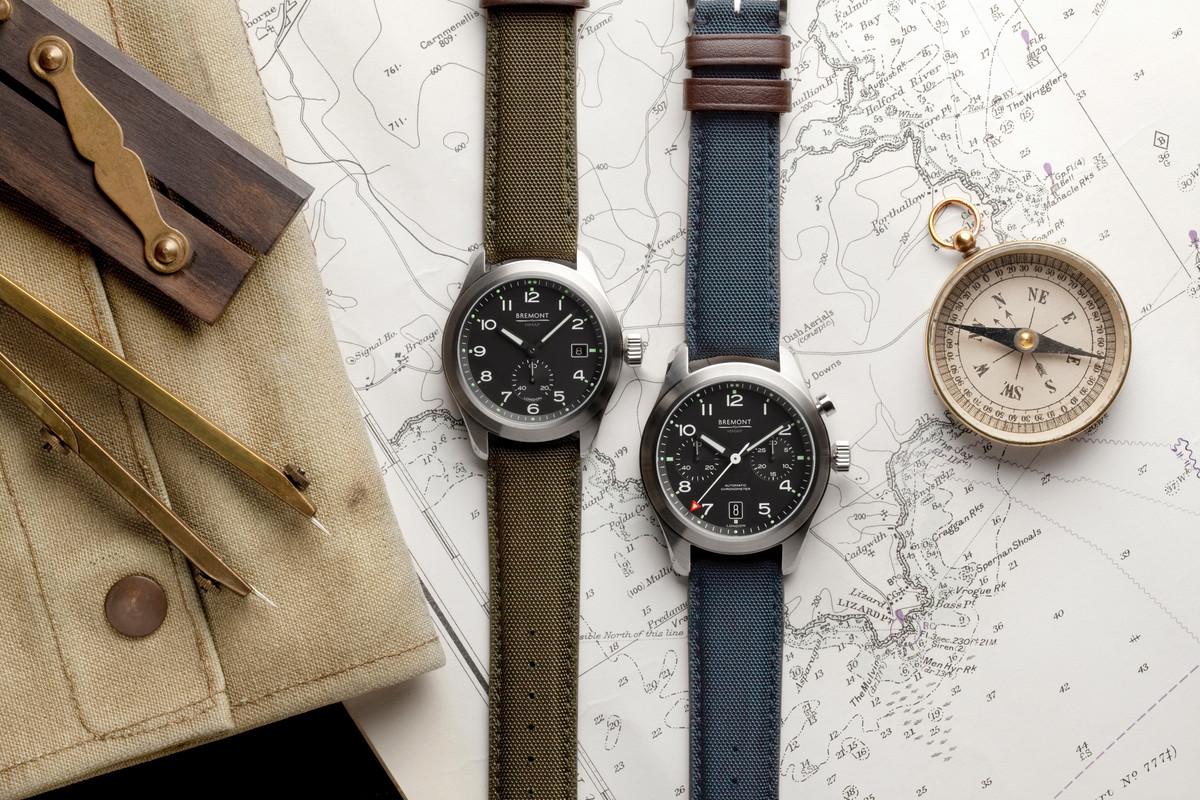 Bremont's Armed Forces Collection